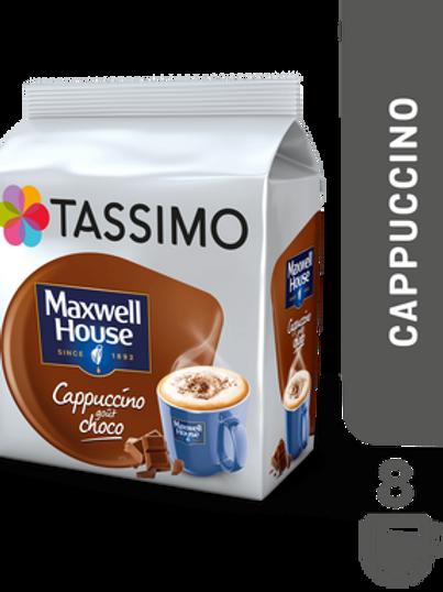 Jacobs Caffé  Maxwell House Cappuccino Choco System TASSIMO