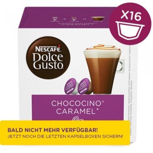 Dolce Gusto Kapsel von Nescafé Chococino Caramel