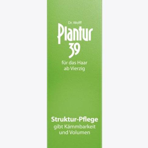 Plantur 39 Struktur-Pflege, 30 ml