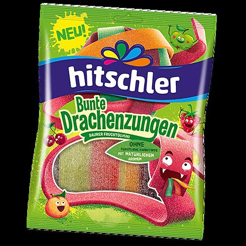 Hitschler Bunte Drachenzungen, Beutel 125 gramm