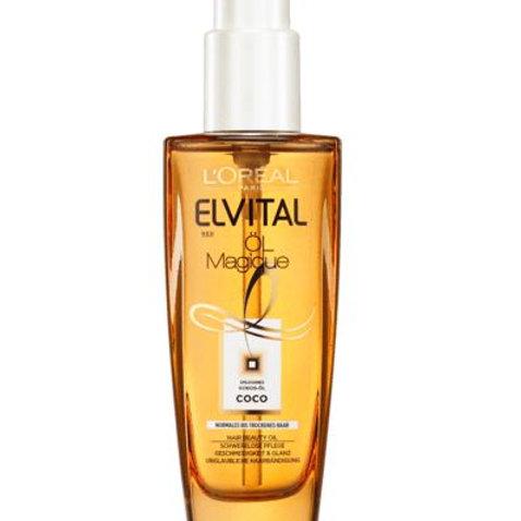 L'Oreal Elvital Haaröl Coco, 90 ml
