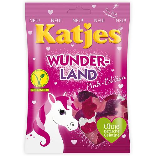 Katjes Wunderland Pink Edition, Beutel 200g