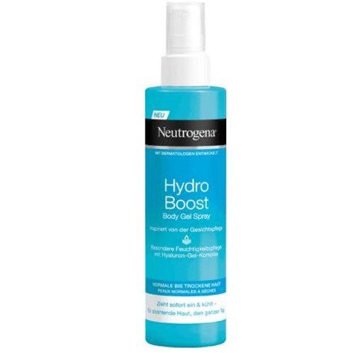 Neutrogena Hydro Boost Body Gel Spray, 200 ml