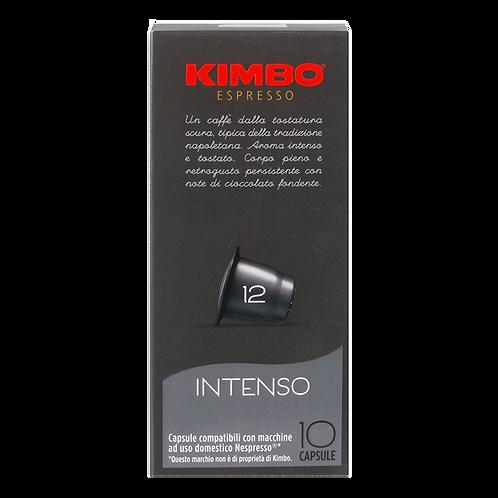 Nespresso® kompatible Kapsel von KIMBO Espresso INTENSO