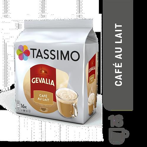 Gevalia Café Au Lait Kaffeekapsel System TASSIMO