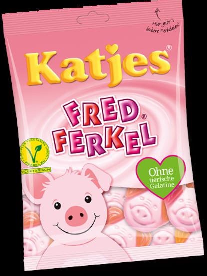 Katjes Fred Ferkel, Beutel 200 gramm