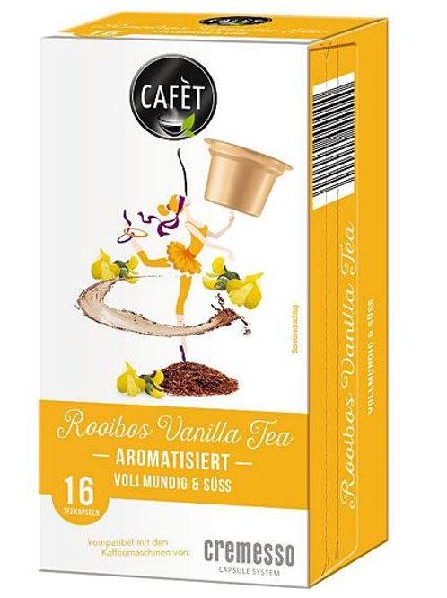 DELIZIO® Kompatible Kapsel CAFET *Rooibos Vanilla  TEE*