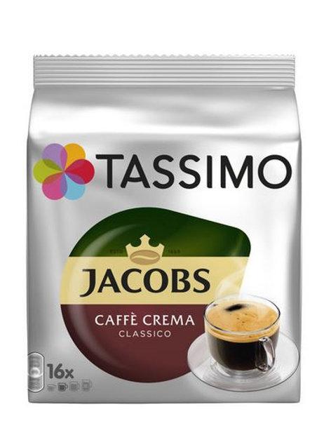 Jacobs Caffé Crema Classico System TASSIMO