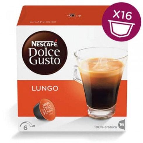 Dolce Gusto Kapsel von Nescafé Lungo