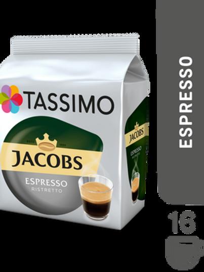 Jacobs Caffé Espresso ristretto System TASSIMO