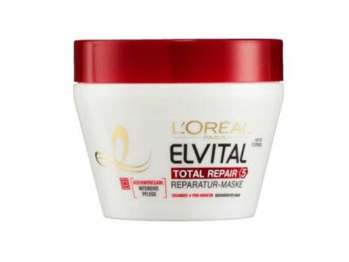 L'Oreal Elvital Haarkur Total Repair 5, 270 ml