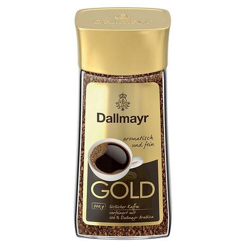Dallmayr Instantkaffee Gold aromatisch und fein 200 gramm