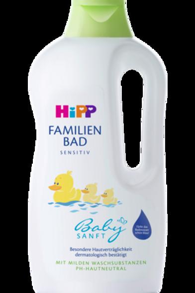 Hipp Babysanft Badezusatz Familienbad, 1 l