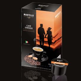 MARTELLO® Kompatible Kapsel CAFé GRANDE