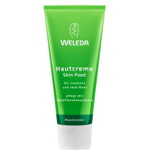 Weleda Skin Food Pflegecreme Hautcreme für trockene und raue Haut, 75 ml