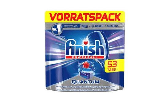 finish Spülmaschinen-Tabs Quantum Vorratspack, 51 St