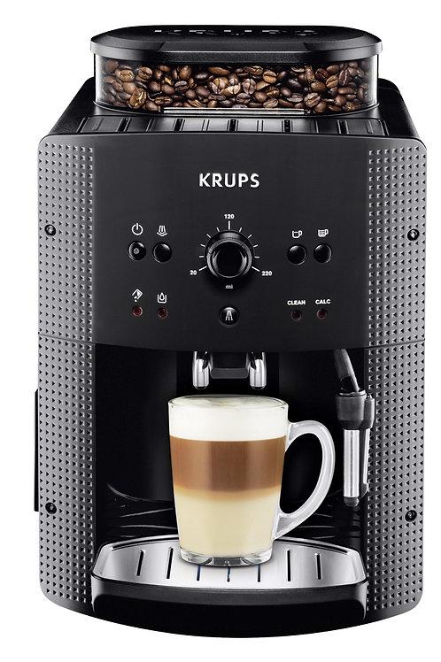 Krups Kaffeevollautomat Schwarz EA810B