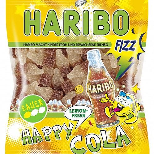 Haribo Happy Cola FIZZ Sauer im 200g Beutel