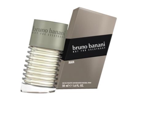 Bruno Banani Eau de Toilette Man, 50 ml