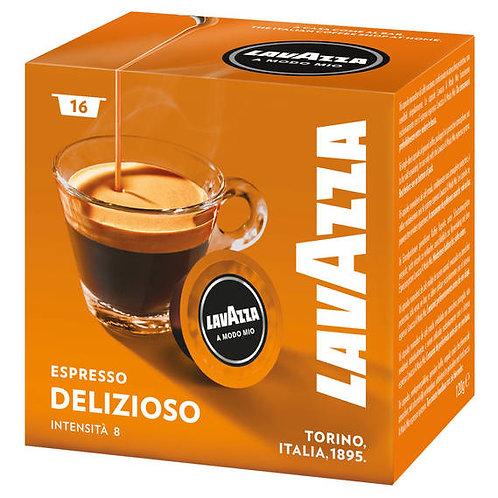 LAVAZZA® A Modo Mio kompatible Kapsel Espresso Delizioso
