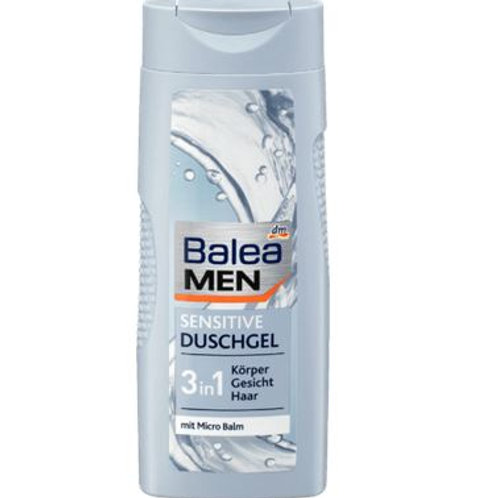 Balea MEN sensitive Duschgel, 300 ml