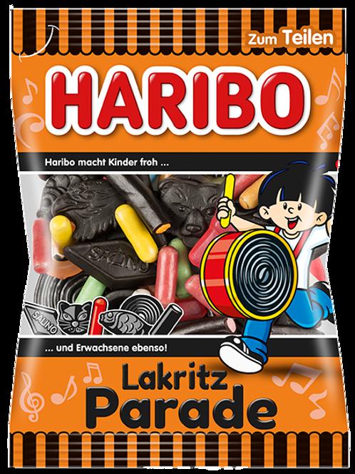 Haribo LAKRITZ PARADE, Beutel 200 gramm