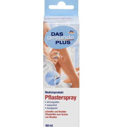 Das gesunde Plus Pflasterspray, 60 ml