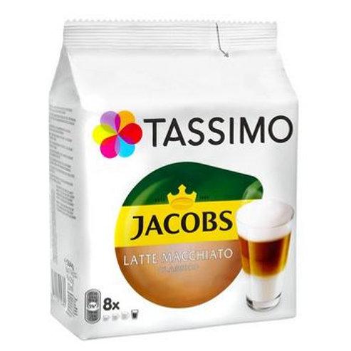 Jacobs Latte Macchiato Classico System TASSIMO