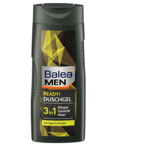 Balea MEN Duschgel ready!, 300 ml