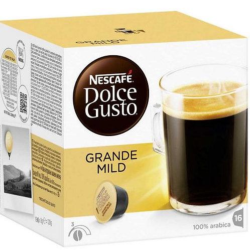 Dolce Gusto Kapsel von Nescafé Grande Mild