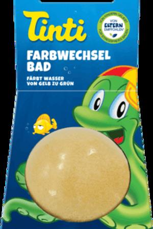 Tinti Badezusatz Farbwechselbad grün, 40 g