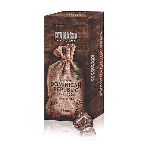 DELIZIO® komp. Kapsel CREMESSO World's Finest Coffees No6 Dominican Republic