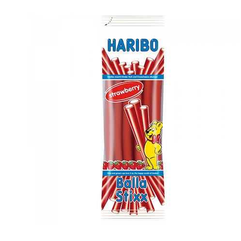 Haribo Balla Stixx Strawberry im 200 gramm Beutel