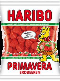 HARIBO PRIMAVERA ERDBEEREN Beutel 200g