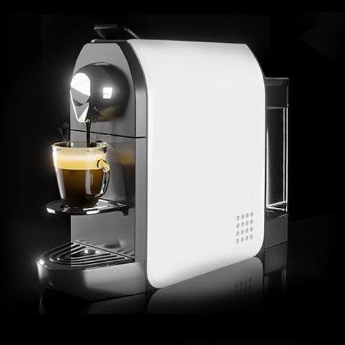 Kaffeemaschine System *MARTELLO* Modell SENSUAL SCHWARZ/Weiss