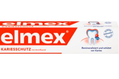 Elmex Zahnpasta Kariesschutz, 75 ml