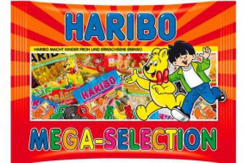 Haribo Mega-Selection Mini Packs 425g