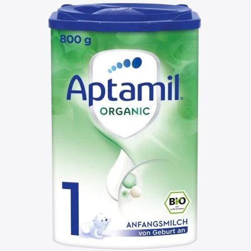 Aptamil Anfangsmilch Organic 1 von Geburt an, 800 g