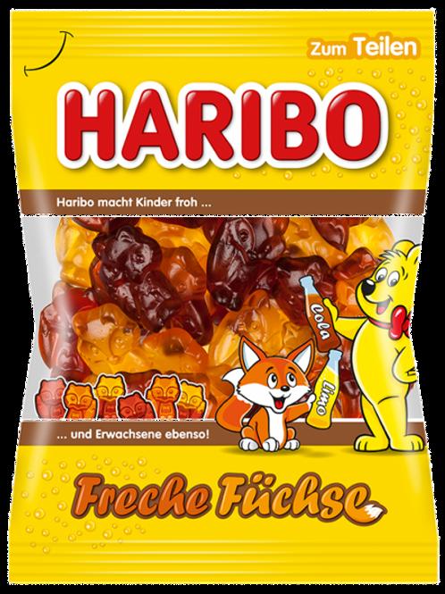 Haribo Freche Füchse, Beutel 200 gramm