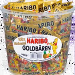HARIBO GOLDBÄREN Minis Minibeutel 100x10g