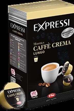 K-Fee Kapsel Expressi CAFÉ CREMA Lungo