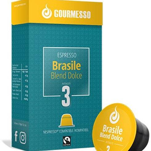 Nespresso® kompatible Kapsel GOURMESSO ESPRESSO BRASILE BLEND DOLCE 3