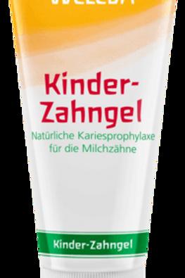 Weleda Kinder-Zahngel Natürliche Kariesprophylaxe für Milchzähne, 50 ml