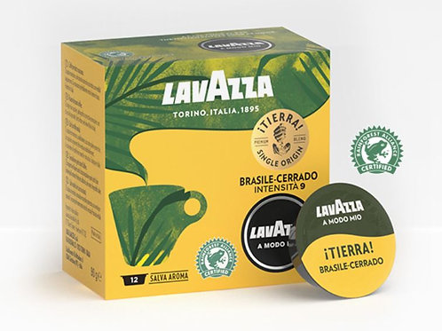 LAVAZZA® A Modo Mio kompatible Kapsel Tierra Brasile - Cerrado