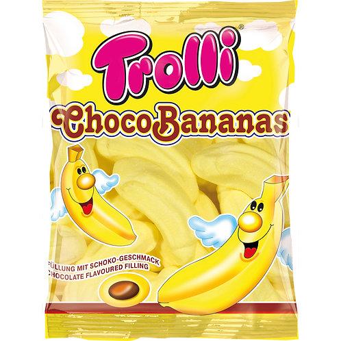 Trolli Choco Bananas 150g