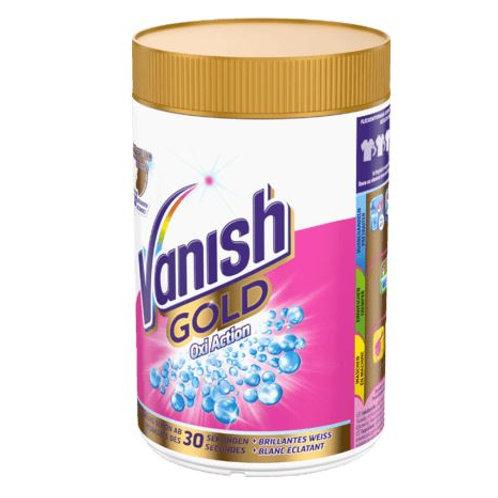 Vanish Fleckentferner Pulver Gold Oxi Action Weiß, 665 g