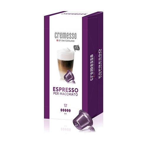DELIZIO® kompatible Kapsel CREMESSO Espresso per Macchiato