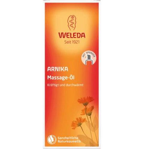 Weleda Körperöl Arnika-Massageöl, 100 ml
