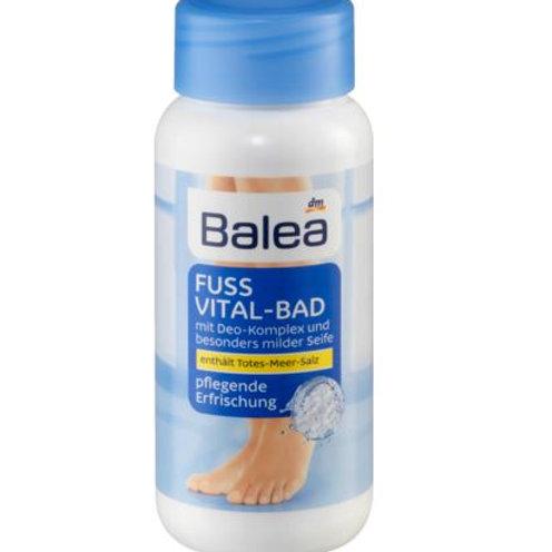 Balea Fussbad Vital, 0,45 kg