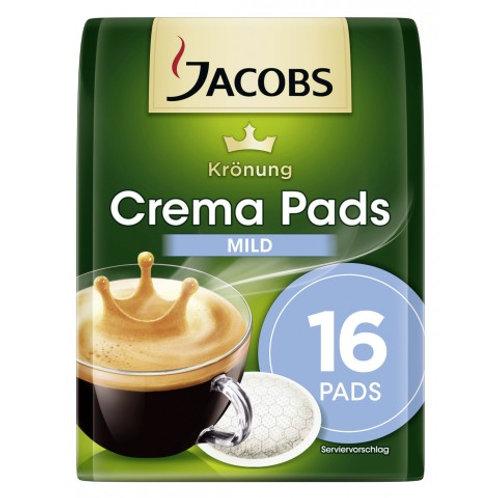 Pads von Jacobs Kröung Crema Mild